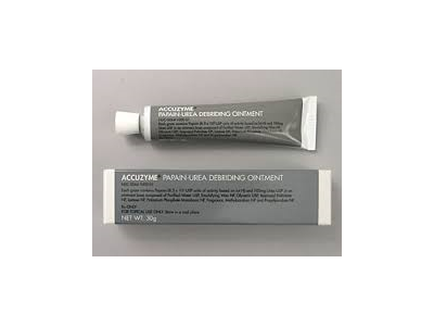 Accuzyme Ointment (RX), 30 Grams, Smith and Nephew Biotherapeutics