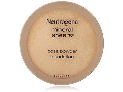 Neutrogena Mineral Sheers Loose Powder Foundation, Johnson & Johnson - Image 4