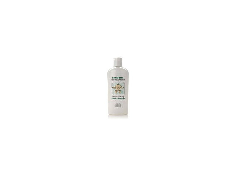 Exederm Non-irritating Baby Shampoo, Bentlin Products LLC