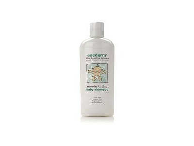 Exederm Non-irritating Baby Shampoo, Bentlin Products LLC