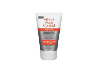 Neutrogena All-in-1 Acne Control Facial Treatment, Johnson & Johnson