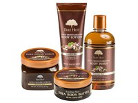 Tree Hut Shea Moisturizing Body Wash, Brazilian Nut, 17 oz - Image 3