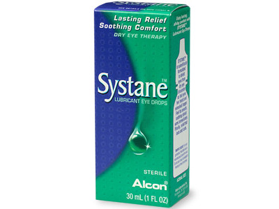 Systane Contacts Lubricant Eye Drops, Alcon Laboratories, Inc
