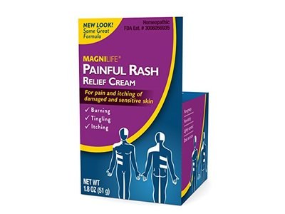 MagniLife Painful Rash Relief Cream, 1.8 Ounce
