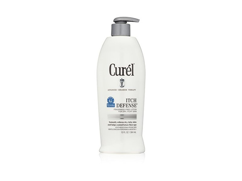 Curel Itch Defense Lotion, 13 fl. oz.