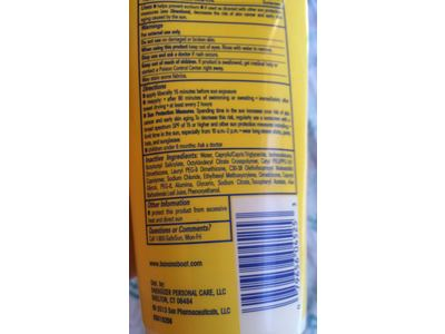 Banana Boat Kids Tear Free Sunscreen Lotion, SP50, 10 fl oz - Image 4