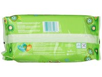 Pampers Natural Clean Wipes, Travel Pack, 64 ct - Image 3