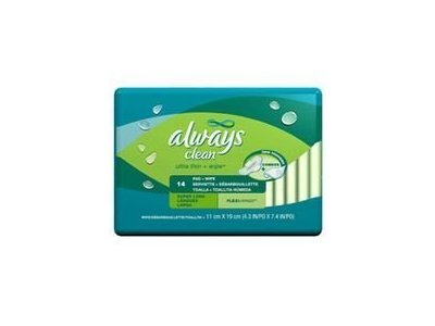 Always Clean Pad Plus Wipe - Image 1