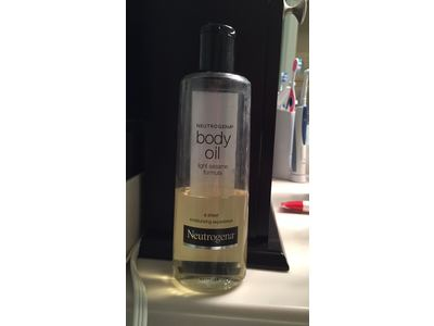 Neutrogena Body Oil, Light Sesame Formula, 8.5 Ounce - Image 5