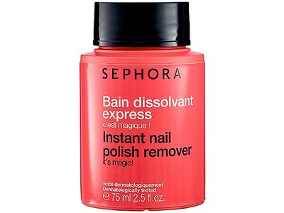 Sephora Instant Nail Polish Remover - Image 1