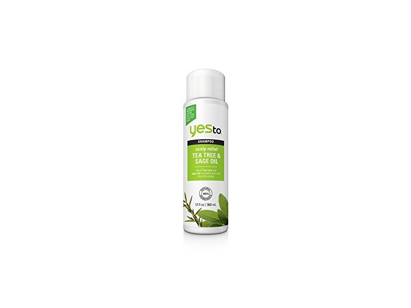 Yes To Carrots Naturals Scalp Relief Conditioner, White, 12 Fluid Ounce
