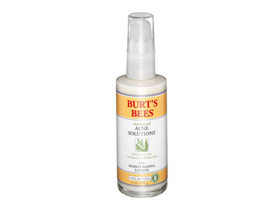 Burt's Bees Natural Acne Solutions Daily Moisturizing Lotion - Image 1