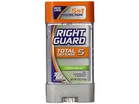 Right Guard Xtreme Defense Power Gel Antiperspirant & Deodorant, Fresh Blast, 4 oz - Image 3