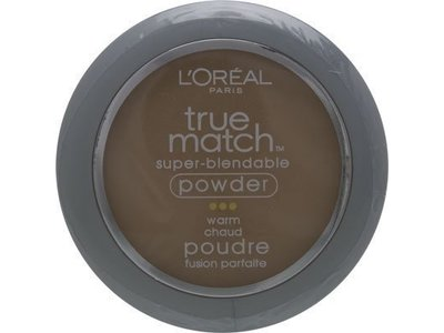 L'oreal Paris True Match Super-blendable Powder - Natural Beige - w4 - Image 3
