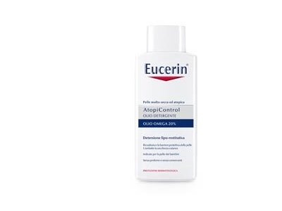 Eucerin AtopiControl Cleansing Oil, 400 mL