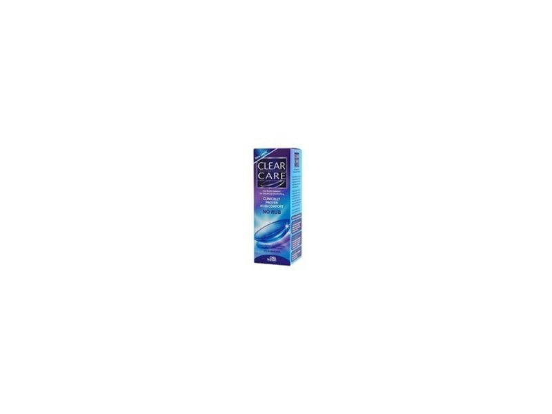 Clear Care Triple Action Cleaning Twin Pack (2 x 12 OZ)