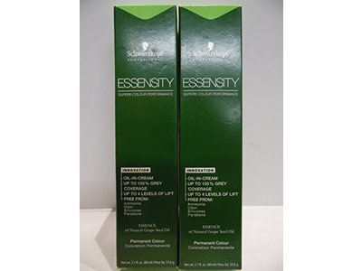 Schwarzkopf Essensity Hair Color, 8-45 Light Blonde Beige Gold