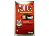 Zaditor Antihistamine Eye Itch Relief Drops - Image 1