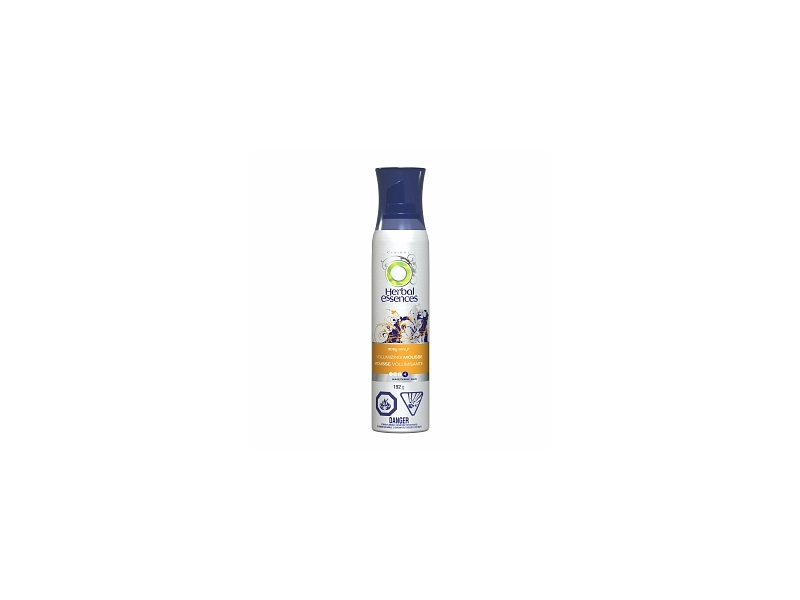 Herbal Essences Body Envy Volumizing Mousse, Susnset Citrus, Procter & Gamble