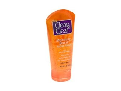 Clean & Clear Morning Burst Oil-Free Facial Scrub