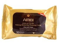 Ambi Even & Clear Makeup Removing Cleansing Cloths, johnson & johnson - Image 4