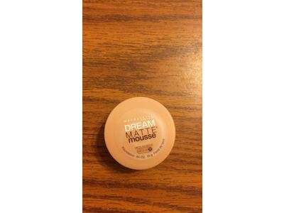 Maybelline Dream Matte Mousse Foundation, Medium Beige, 0.64 ounce - Image 3