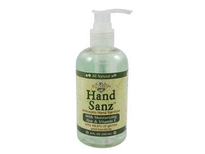 All Terrain Natural Hand Sanitizer Gel - Image 1