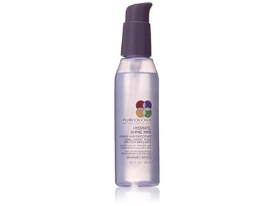 Pureology Hydrate Shine Max Shining Hair Smoother, 4.2 fl oz