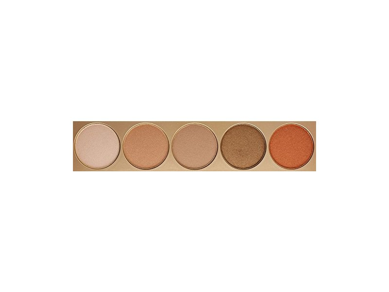 Jane Iredale Purepressed Eye Shadow Kit Perfectly Nude