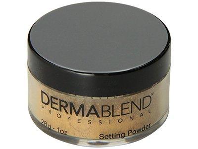 Dermablend Loose Setting Powder-Warm Saffron - Image 7