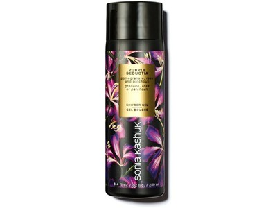 Sonia Kashuk Purple Seductia Shower Gel, 8.4 fl oz