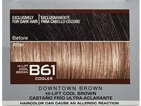 L'Oreal Feria, B61Downtown Brown - Image 11