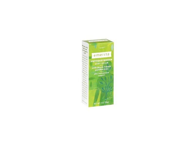 Emerita - Phytoestrogen Body Cream 2 oz