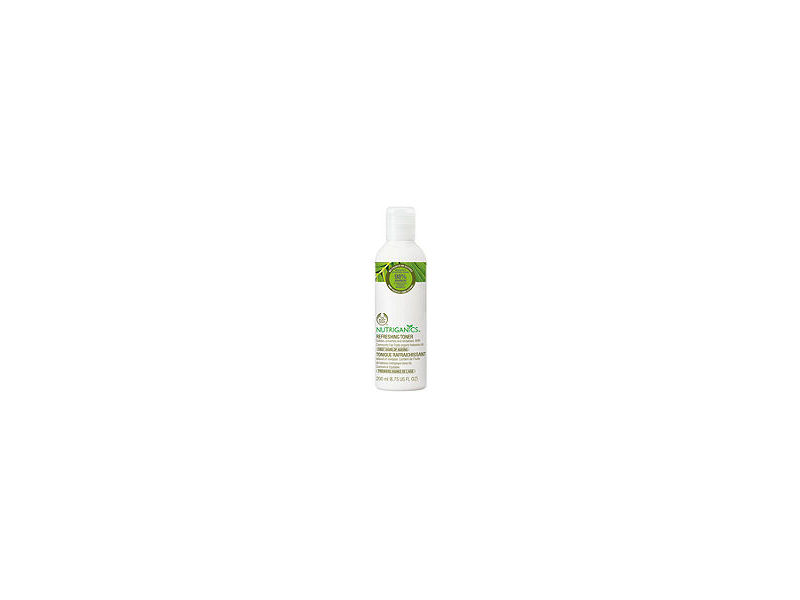 Nutriganics Refreshing Toner, The Body Shop