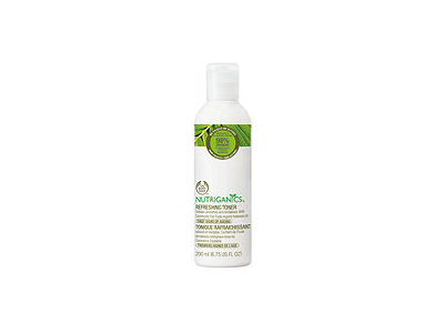Nutriganics Refreshing Toner, The Body Shop - Image 1