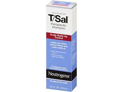 Neutrogena T/sal Therapeutic Shampoo, Scalp Build-up Control - Image 3