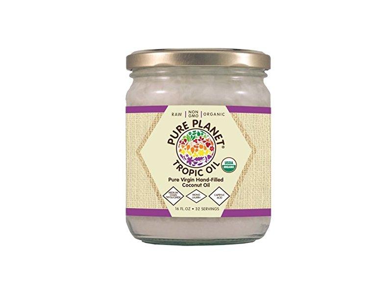 Pure Planet Tropic Oil Organic Coconut Oil