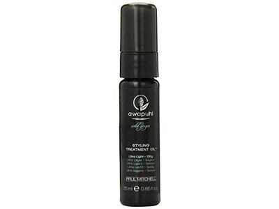 Paul Mitchell Awapuhi Wild Ginger Ultra-Light Styling Treatment Oil, 0.85 Fluid Ounce