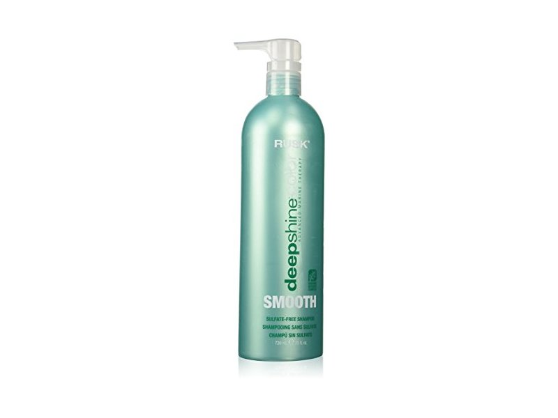 Rusk Deepshine Color Smooth Sulfate-Free Shampoo