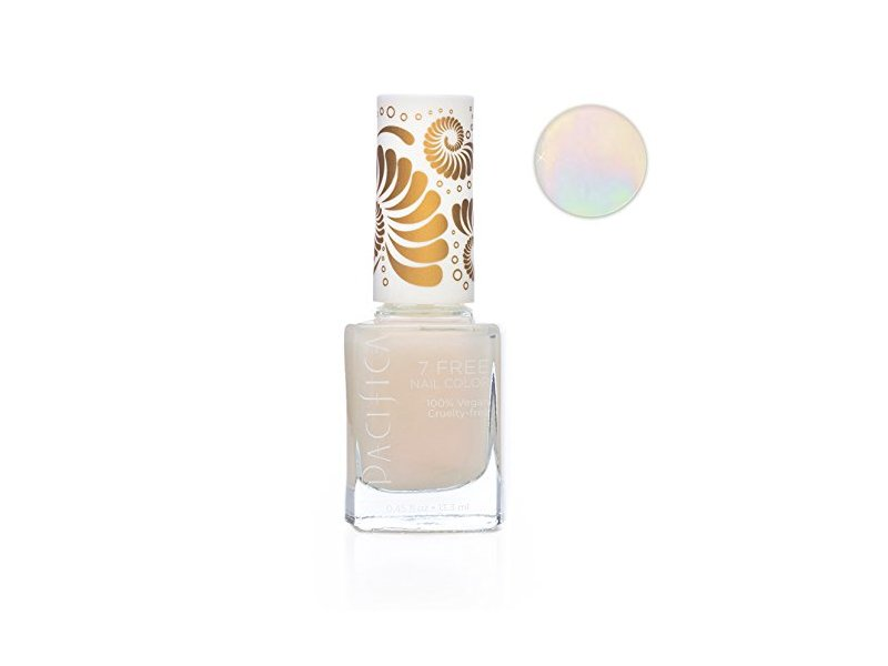 Pacifica 7 Free Nail Polish, Unicorn Horn Ingredients and Reviews