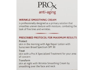 Olay Professional Pro-X Wrinkle Smoothing Cream Anti Aging 1.7 Oz - Image 3
