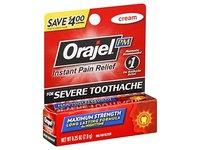 Orajel Maximum Strength Nighttime Toothache Pain Relief Cream - Image 2