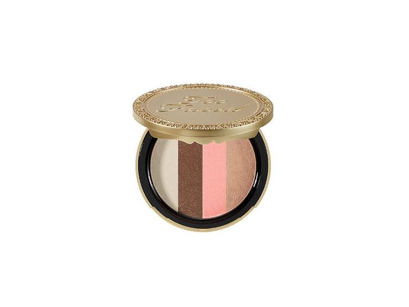 Too Faced Snow Bunny Luminous Bronzer, Too Faced Cosmetics