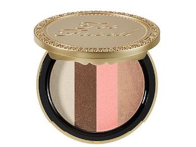 Too Faced Snow Bunny Luminous Bronzer, Too Faced Cosmetics - Image 1