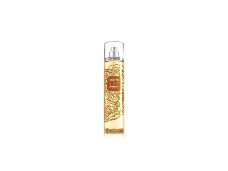 Bath & Body Works Fine Fragrance Mist, Warm Vanilla Sugar, 8.0 oz