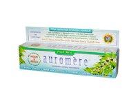 Auromere Ayurvedic Herbal Toothpaste, Fresh Mint, 4.16 oz - Image 2