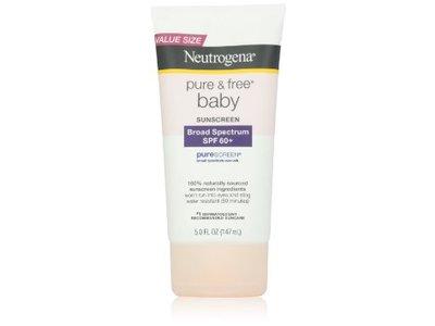 Neutrogena Pure and Free Baby Sunscreen Spf 50+ - Image 1