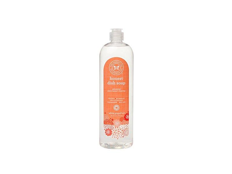 The Honest Company Dish Soap, White Grapefruit, 26.5 fl oz