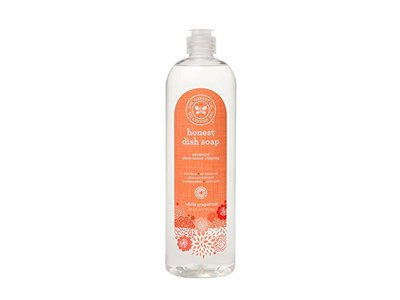 The Honest Company Dish Soap, White Grapefruit, 26.5 fl oz