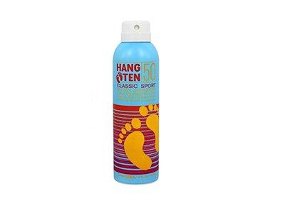 Hang Ten Classic Sunscreen Spray, SPF 50, 6 Ounce